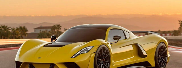 1,817 horsepower, Hennessey recalls that the combustion engine is still alive