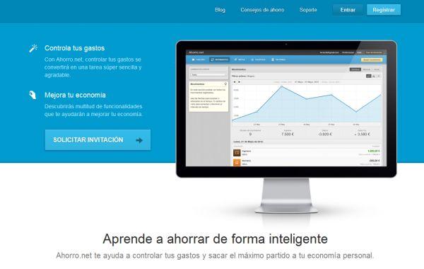 Ahorro.net - hantera dina ekonomiska rörelser