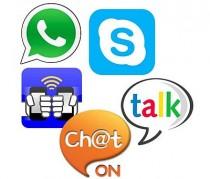Alternativ till WhatsApp för Android