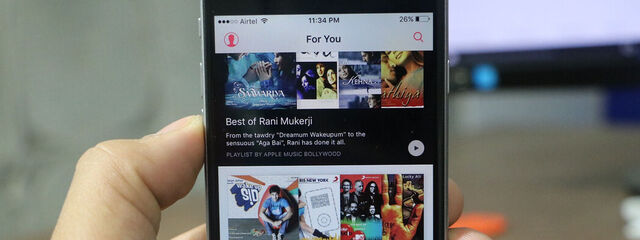 Apple Music will be completely renewed, giving priority to the video and the original series