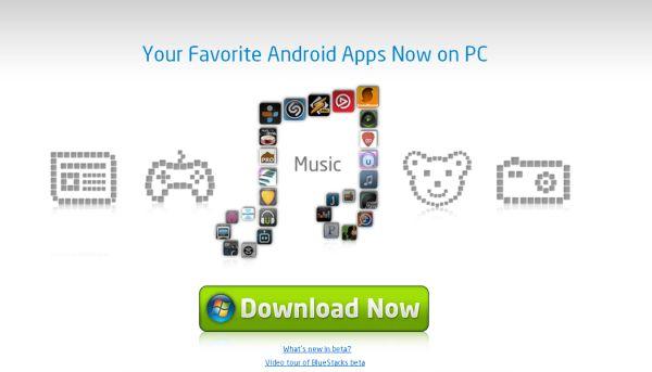 Bluestacks beta låter dig köra nästan alla Android-applikationer på Windows