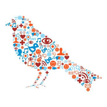 De 10 personligheterna på Twitter!  Ny affärskultur i den nya produktionsmodellen