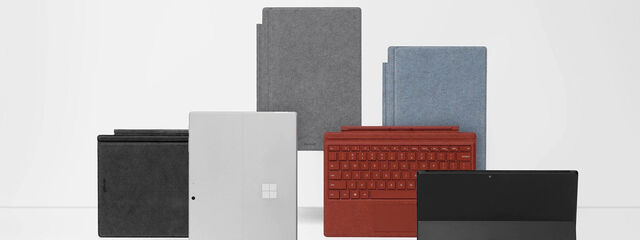 The new Surface arrive in Spain: prices and models available