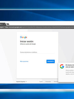 This is the new Google login page, now available to everyone