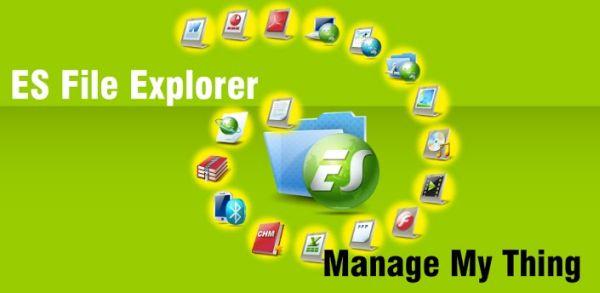 ES File Explorer kommer till version 3.0 med viktiga nyheter