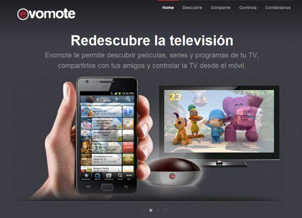 Evomote gör smartphones till TV-guider och fjärrkontroll för betal-TV-leverantörer