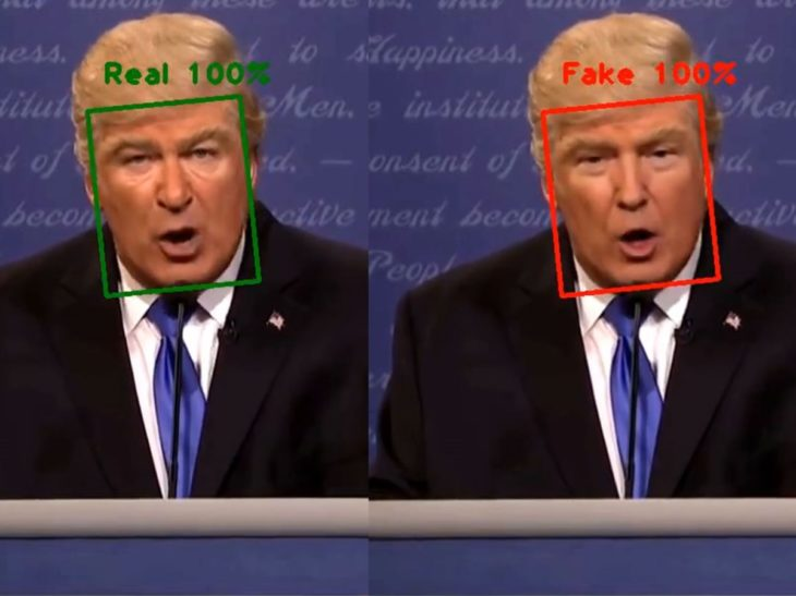 inteligencia artificiell para crear deepfakes y para detectarlos