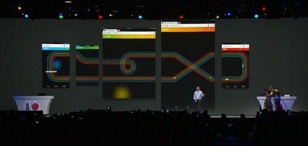 Introducerade nya multimedia-codec och Chrome-funktioner # io2013