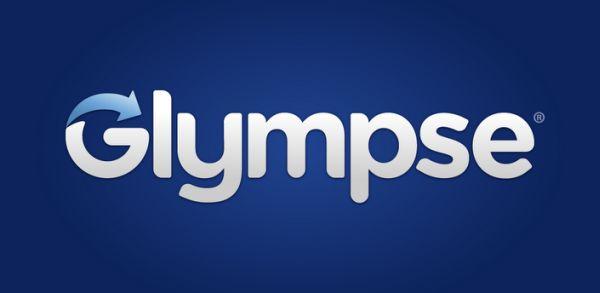 Med Glympse 2.0 kan du se en grupp människor på en karta i realtid