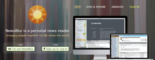 NewsBlur kommenterar sin levande erfarenhet sedan tillkännagivandet av stängningen av Google Reader