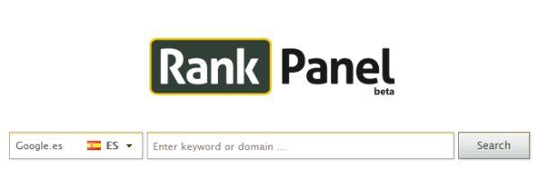 RankPanel - analys av positionering av ord och domäner i Google