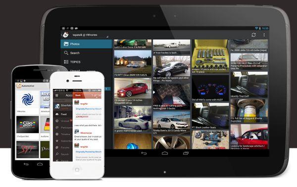 Tapatalk firar sitt fjärde jubileum genom att göra sina applikationer tillgängliga gratis