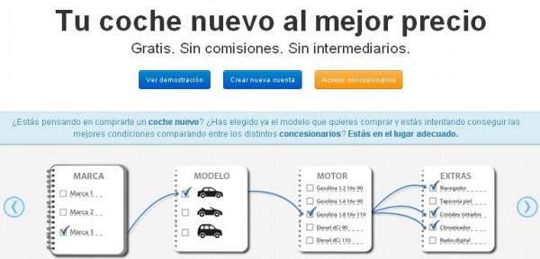 Tucochemasbarato, hitta en ny bil till bästa pris