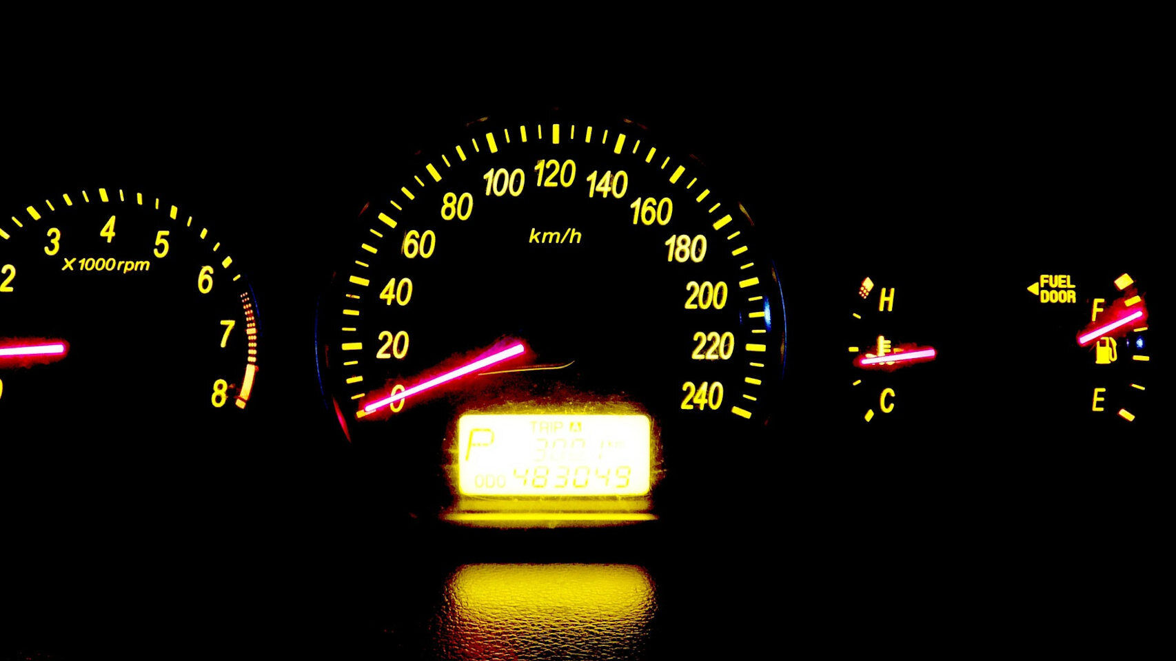 What if the speed limit was 130 km / h? The electric car may be the key