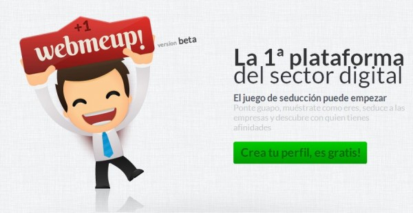 WEBmeUP opens its doors, connecting talents with companies