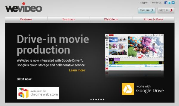 WeVideo improves with the inclusion of new features
