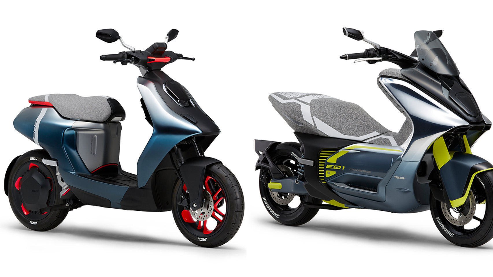 Yamaha presents the electric bikes and motorcycles that will be its future
