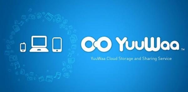 YuuWaa - online fillagring och hanteringstjänst var som helst